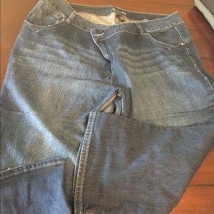 Size 26 plus jeans